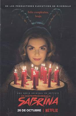Las escalofriantes aventuras de Sabrina (Grapa 36 pp) #