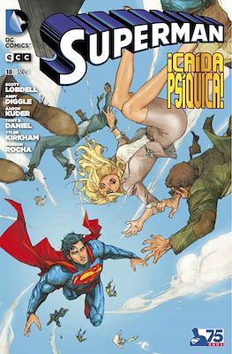 Superman. Nuevo Universo DC / Renacimiento (Grapa) #18