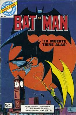 Super Acción / Batman Vol. 2 #14