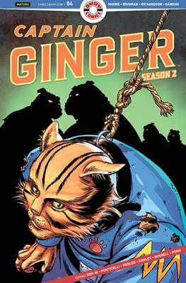 Captain Ginger Season 2 #4