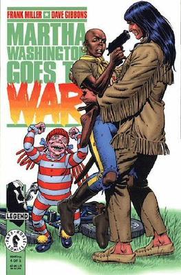 Martha Washington goes to war (grapa) #4