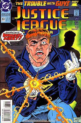 Justice League / Justice League International / Justice League America (1987-1996) (Comic-Book) #83