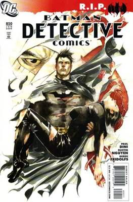 Detective Comics Vol. 1 (1937-2011; 2016-) (Comic Book) #850