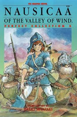 Nausicaä of the Valley of the Wind - Perfect Collection #2