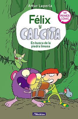 Félix y Calcita (Cartoné 48 pp) #3
