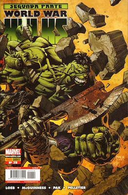 El Increíble Hulk (2008-2011) (Grapa, 24 páginas) #29