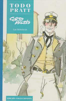 Todo Pratt - Edición coleccionista (Cartoné) #16