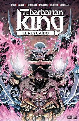 The Barbarian King #2
