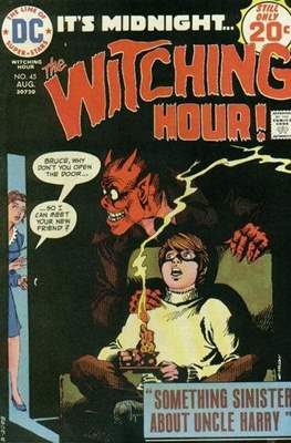 The Witching Hour Vol.1 (Grapa) #45