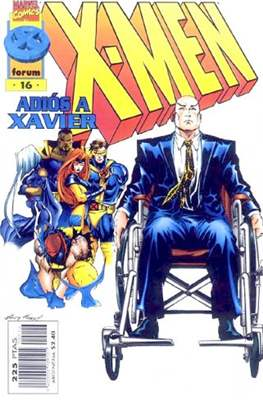 X-Men Vol. 2 / Nuevos X-Men (1996-2004) (Grapa 24 pp) #16