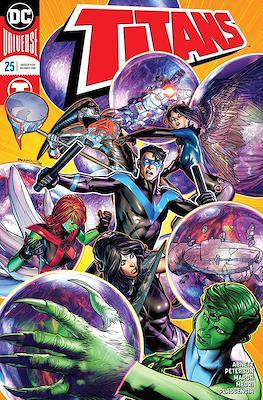 Titans Vol. 3 (2016- 2019) (Comic-book) #25