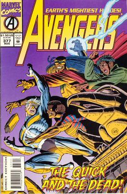 The Avengers Vol. 1 (1963-1996) (Grapa) #377