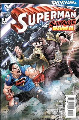 Superman Vol. 3 Annual (2012-2016) #3