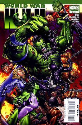 World War Hulk (Comic Book) #2