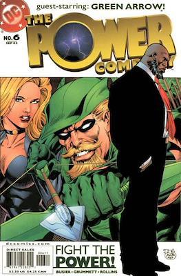 The Power Company (Comic Book) #6
