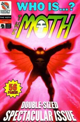 The Moth (Comic book) #0