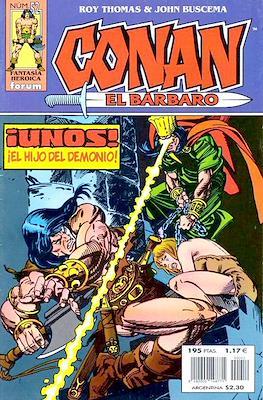 Conan el Bárbaro (1998-2001) (Grapa 24 pp) #52