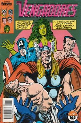 Los Vengadores Vol. 1 (1983-1994) (Grapa) #91