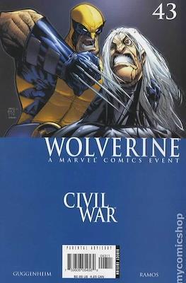 Wolverine / Dark Wolverine (2003-2010) (Comic Book) #43