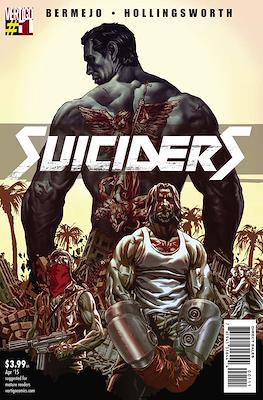 Suiciders (comic book) #1