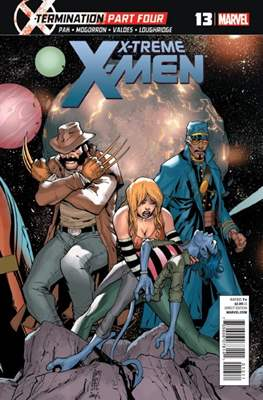 X-Treme X-Men Vol. 2 (Comic-Book) #13