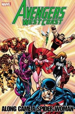 Avengers West Coast (Softcover) #3