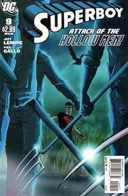 Superboy Vol. 5 (2011) #9