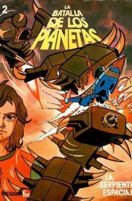La Batalla de los Planetas (Rústica. 48 pp) #2