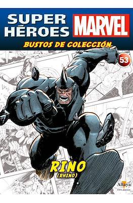 Super Héroes Marvel. Bustos de Colección #53