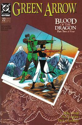 Green Arrow Vol. 2 (Comic-book.) #22
