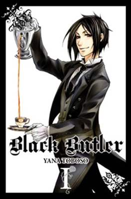 Black Butler (Softcover) #1