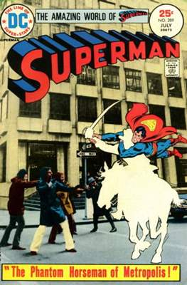Superman Vol. 1 / Adventures of Superman Vol. 1 (1939-2011) (Comic Book) #289