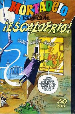 Mortadelo Especial / Mortadelo Super Terror (Grapa 100 / 76 pp) #30