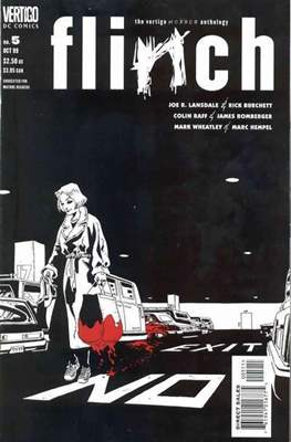Flinch (Comic Book) #5