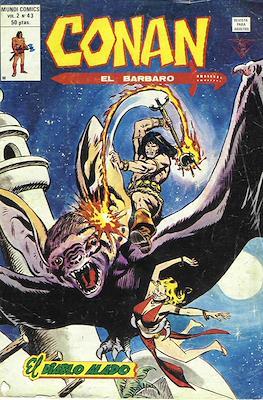Conan el Bárbaro Vol. 2 (Grapa) #43