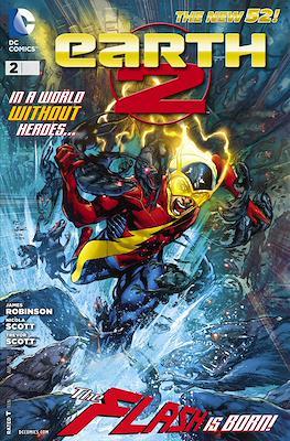 Earth 2 (2012-2015) (Grapa) #2