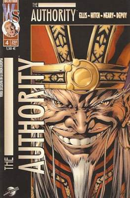The Authority Vol. 1 (2000-2003) (Grapa 28 pp) #4