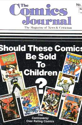 The Comics Journal (Softcover) #88