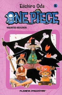 One Piece (Rústica con sobrecubierta) #16