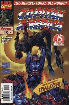 Héroes Reborn: Capitán América (1997-1998) (Grapa 24 pp) #10