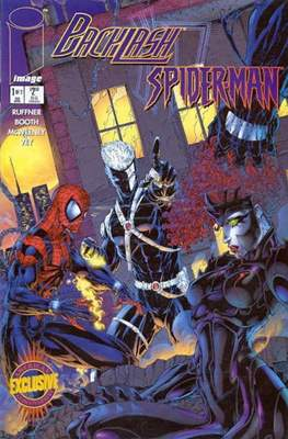 Backlash / Spiderman (1996 Variant Cover)