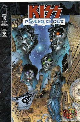 Kiss - Psycho Circus (Grapa) #16