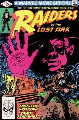 Riders of the Lost Ark #1
