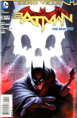 Batman Vol. 2 (2011-2016 Variant Covers) (Comic Book) #25