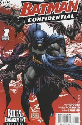 Batman Confidential (2007-2011) (Comic Book) #1