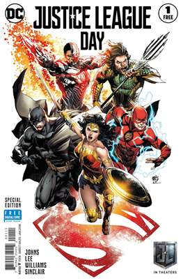 Justice League Day Special Edition (2017)