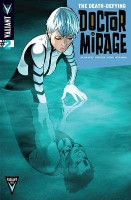 The Death-Defying Doctor Mirage (comic-book) #2