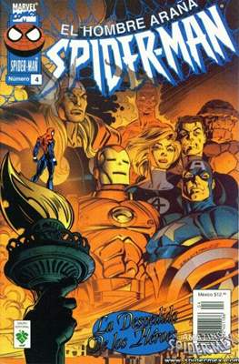 Spider-Man Vol. 2 (Grapa) #4