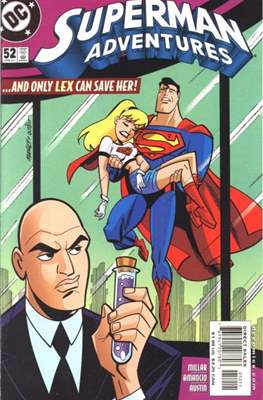 Superman Adventures (Comic-book) #52
