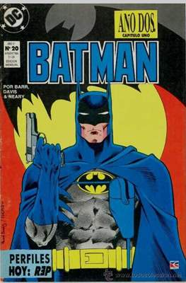 Batman (Grapa) #20